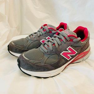 New Balance 990 Made in USA running shoes size 8